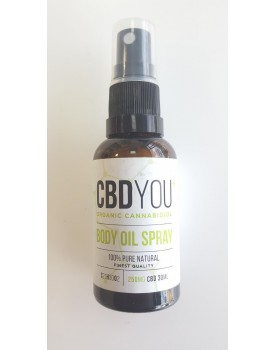 CBDYOU BODY OIL SPRAY