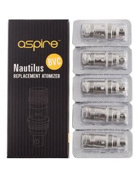 Nautilus Replacement Coils by Aspire (pack of 5)